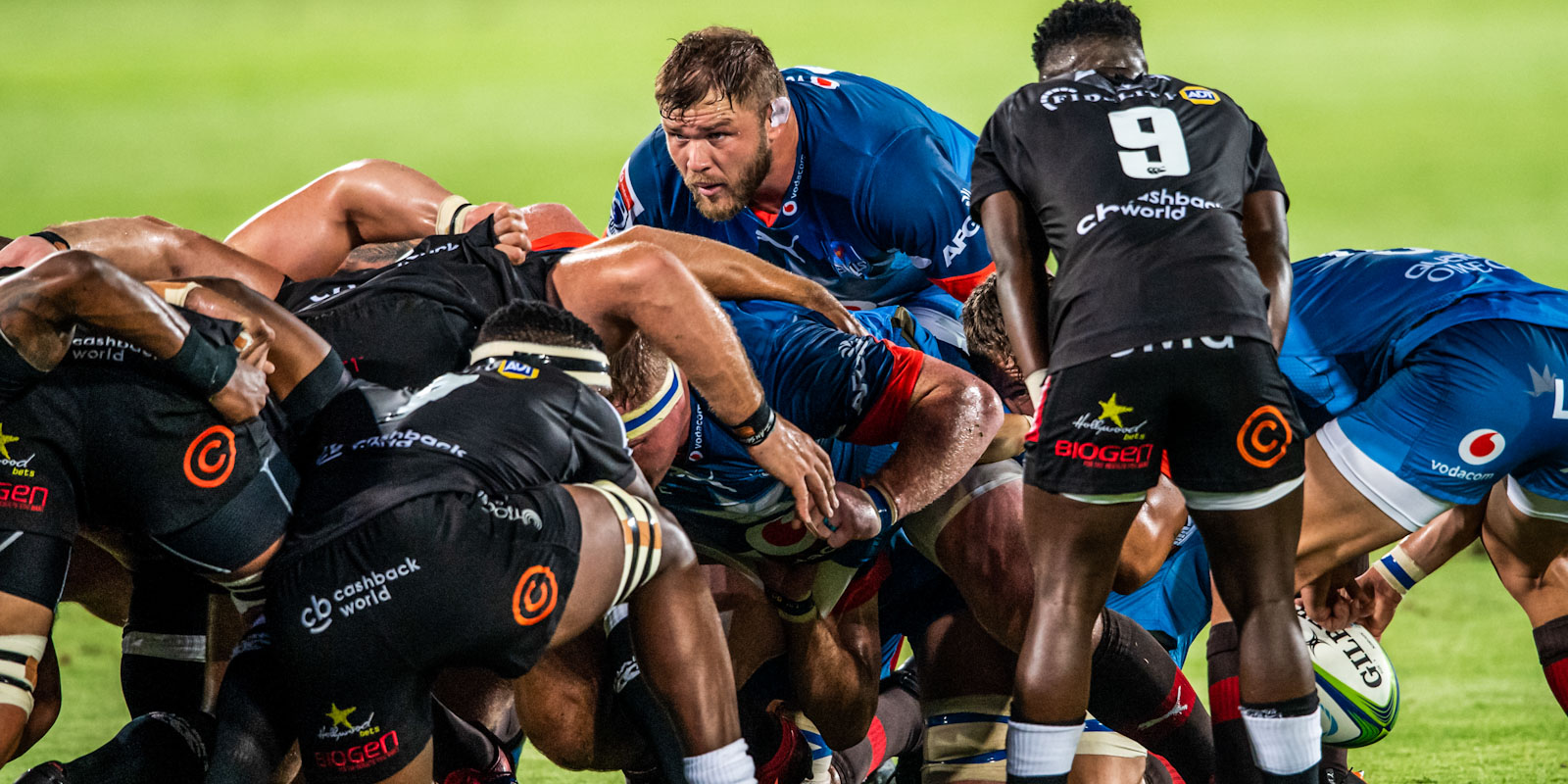 Duane Vermeulen was named Man of the Match.